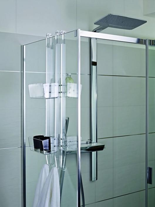 Los contenedores para duchas de dise o itaca design ba os - Accesorios de ducha ...