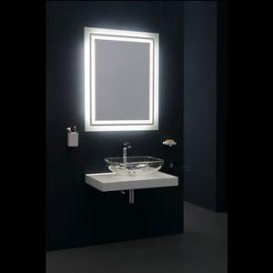 Conjunto baño MURANO cristal