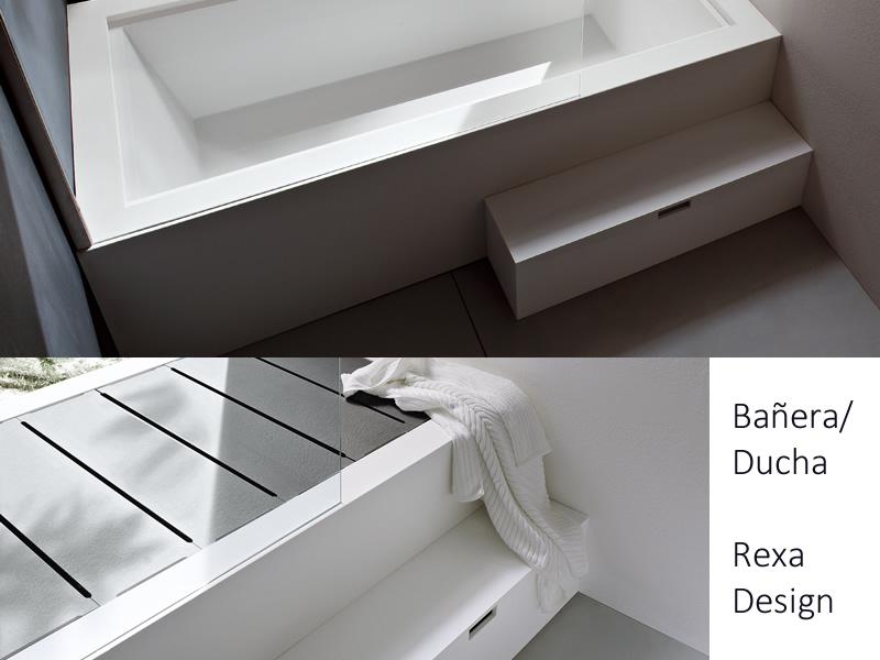 Bañera Ducha Rexa Design