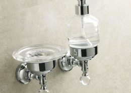 accesorios de baño clásico contemporaneo