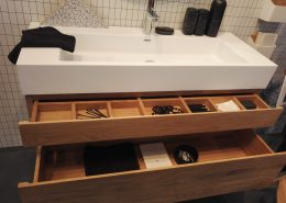 Cajones interiores mueble baño Ethnicraft
