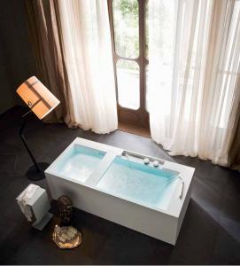 bañera exenta Ergo_Nomic de Rexa