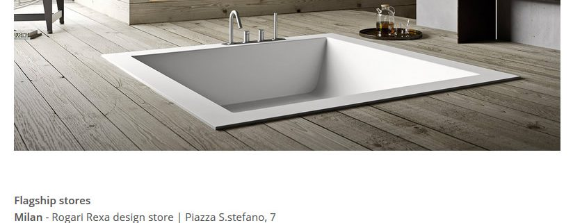 >Rexa Design proyectos de baños en Corian