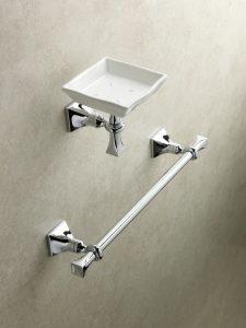 accesorio baño clasico retro