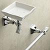 accesorios de baño clásicos