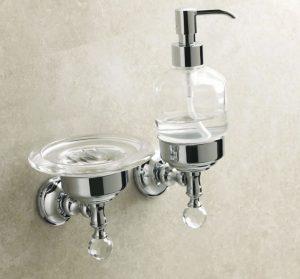 accesorios de baño clásicos retro