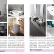 Articulo revista Sala Baño Lavabo Hammam Rexa Design