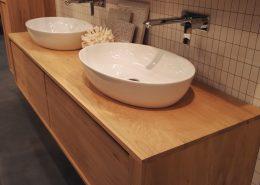 mueble Ethnicraft baño