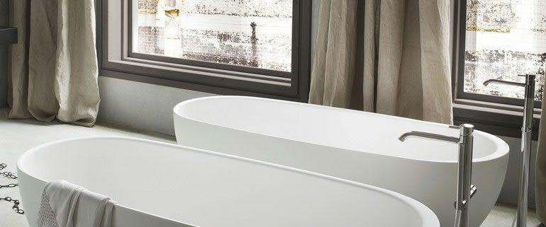 bañaeras exentas HOLE de REXA DESIGN