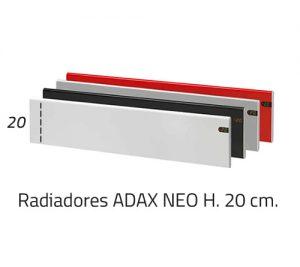 Adax H 20 cm