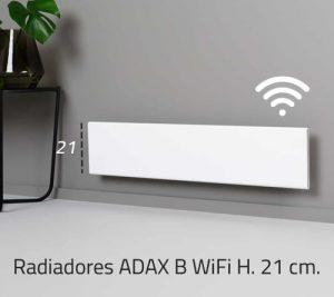 Radiador WIFI H.21