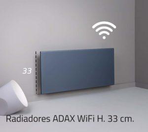 Adax WIFI H.33