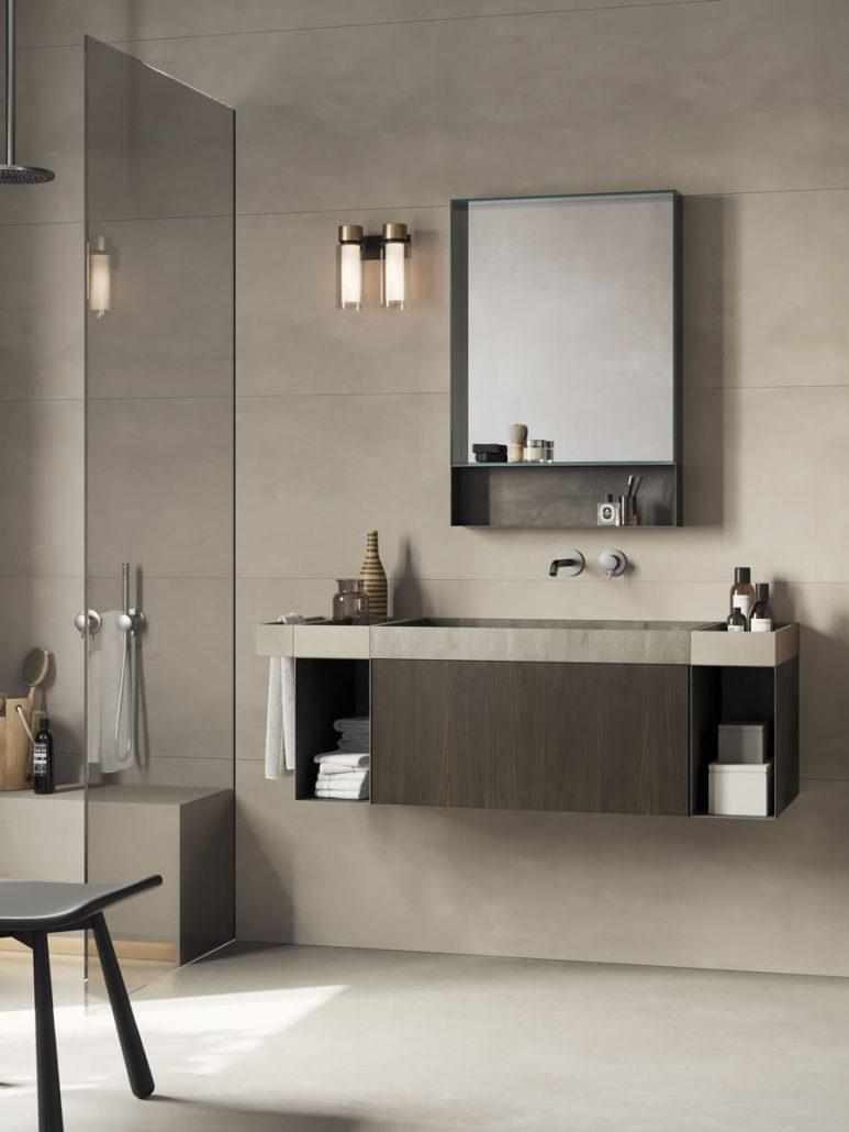 Composición baño Compact Living