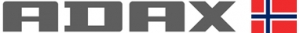 Adax logo Noruega