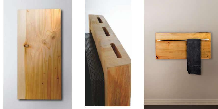 radiador de madera xilo 500