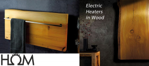 Hom Warm radiadores madera