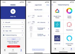 Nueva App de radiadores ADAX